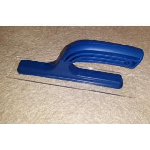 Полутер для нанесения жидких обоев (прозрачный, узкий)