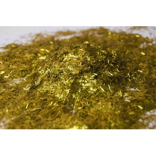 Люрекс (золото - полоски) 0,2*2мм