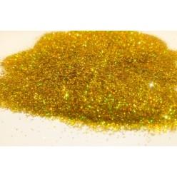 Голографический блеск Золото